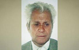 Bătrânul dispărut a fost găsit mort
