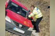 Din poliţist, salvator de vieţi!