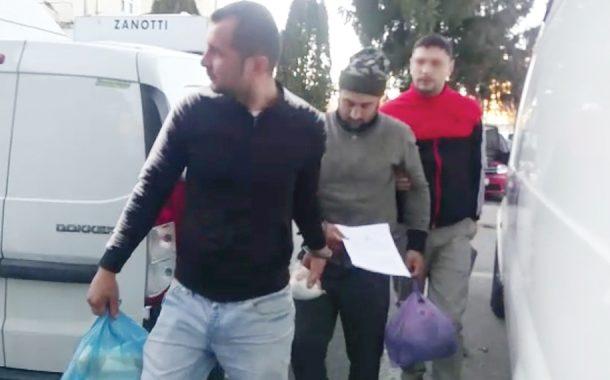 Poliţia i-a prins cu animalele tranşate