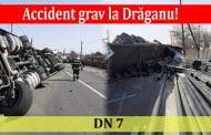 Accident grav la Drăganu!