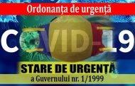 Ordonanţa de urgenţă a Guvernului nr. 1/1999