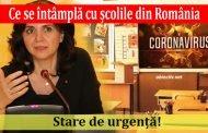 Stare de urgență! Ce se întâmplă cu școlile din România