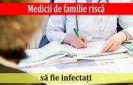 Medicii de familie riscă să fie infectați
