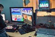 Lecții în direct la Curier TV