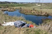 A murit la pescuit!