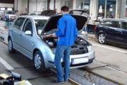 Jumătate din vehiculele controlate au defecţiuni!