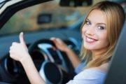 Şoferiţele, mai prudente decât bărbaţii!