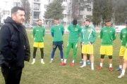 Niculescu pregăteşte promovarea!