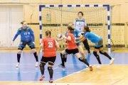 Handbalistele de la Dacia, la a 13-a victorie