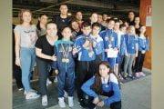 16 medalii şi patru Cupe pentru CS Dacia