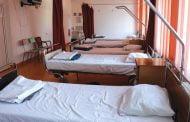 Corpul vechi al Spitalului din Mioveni, pregătit pentru pandemie