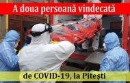 A doua persoană vindecată de COVID-19, la Piteşti