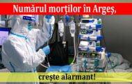 Numărul morţilor în Argeş, creşte alarmant!
