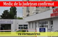 Medic de la Județean confirmat cu coronavirus
