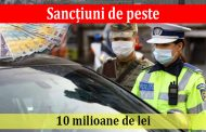 Sancțiuni de peste 10 milioane de lei