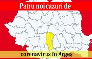 Patru noi cazuri de coronavirus în Argeş