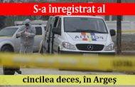S-a înregistrat al cincilea deces, în Argeş