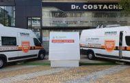 Urgențele stomatologice tratate în cabinetele mobile ale Clinicii Dr. Costache