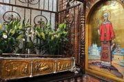 Racla Sfintei Muceniţa Filoteia va fi purtată prin judeţ