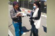 Acțiune de sprijin a persoanalor vulnerabile din Mioveni
