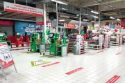 Auchan, închis în prima şi a doua zi de Paşte
