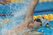 Robert Glință înoată pe uscat pe timpul pandemiei!