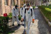 Primăria Piteşti continuă dezinfecţia!