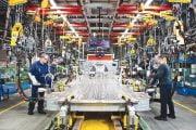 Industria auto, alături de sistemul sanitar