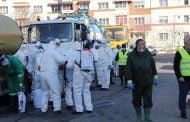 Se reiau acțiunile de dezinfecție în Mioveni!