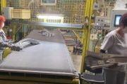 Căile de acces spre Uzina Dacia, curăţate în mod special!