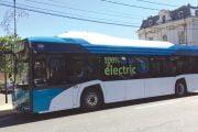 40 de autobuze electrice pentru tranportul din Piteşti