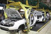 Producție auto a scăzut cu 62%!