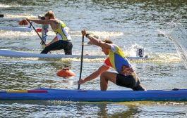 Lotul olimpic de canoe a început pregătirea pe apă