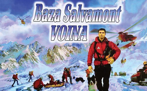Baza Salvamont la Voina după norme europene