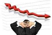Scădere economică de 6% şi deficit 9,2% din PIB!