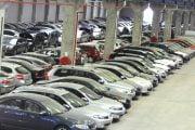 Mai puține mașini înmatriculate în primele patru luni!