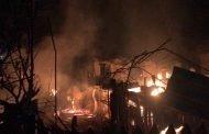 Moartă în locuința distrusă de incendiu!