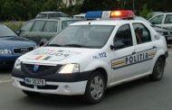 Ultraj la Buzoești! A atacat polițiștii cu pietre și cu o seceră!