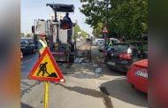 Atenţie şoferi! Se execută lucrări pe o stradă din Piteşti!
