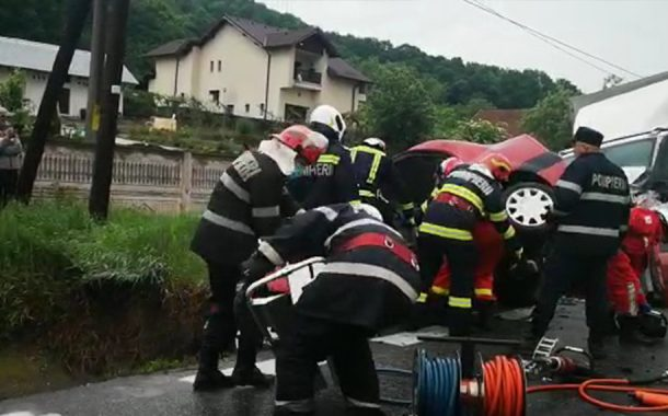 Doi morți în accident la Valea Ursului!