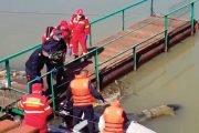 Cadavru descoperit în barajul Prundu!