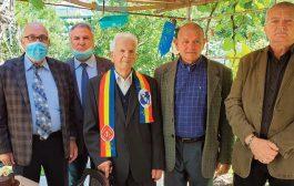 Generalul Năstase din Mioveni, a împlinit 105 ani