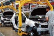 1100 de salariaţi Dacia, în şomaj tehnic
