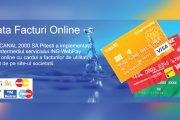 Facturile la apă şi canal, plătite online!