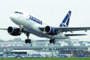 Transportul aerian de pasageri a scăzut cu 17%