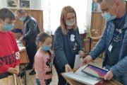 S-au distribuit primele tablete, elevilor din Mioveni