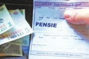 Pensiile majorate doar cu 10%, în loc de 40%