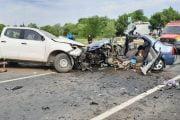Cumnații au pierit în accident, în Teleorman