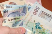 Câștigul salarial mediu a scăzut în luna aprilie