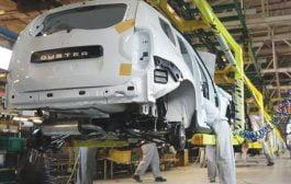 Dacia suspendă proiectul  de creștere a producției!